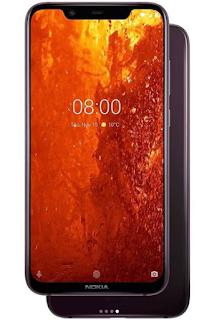Resmi Di Rilis Nokia 8.1 Berharga 6 Jutaan