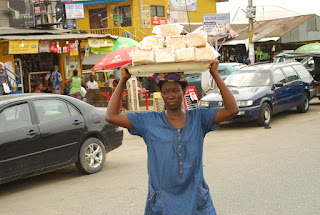 Controversial Nigerian blogger Ebiwali features in a short film - Bread Seller