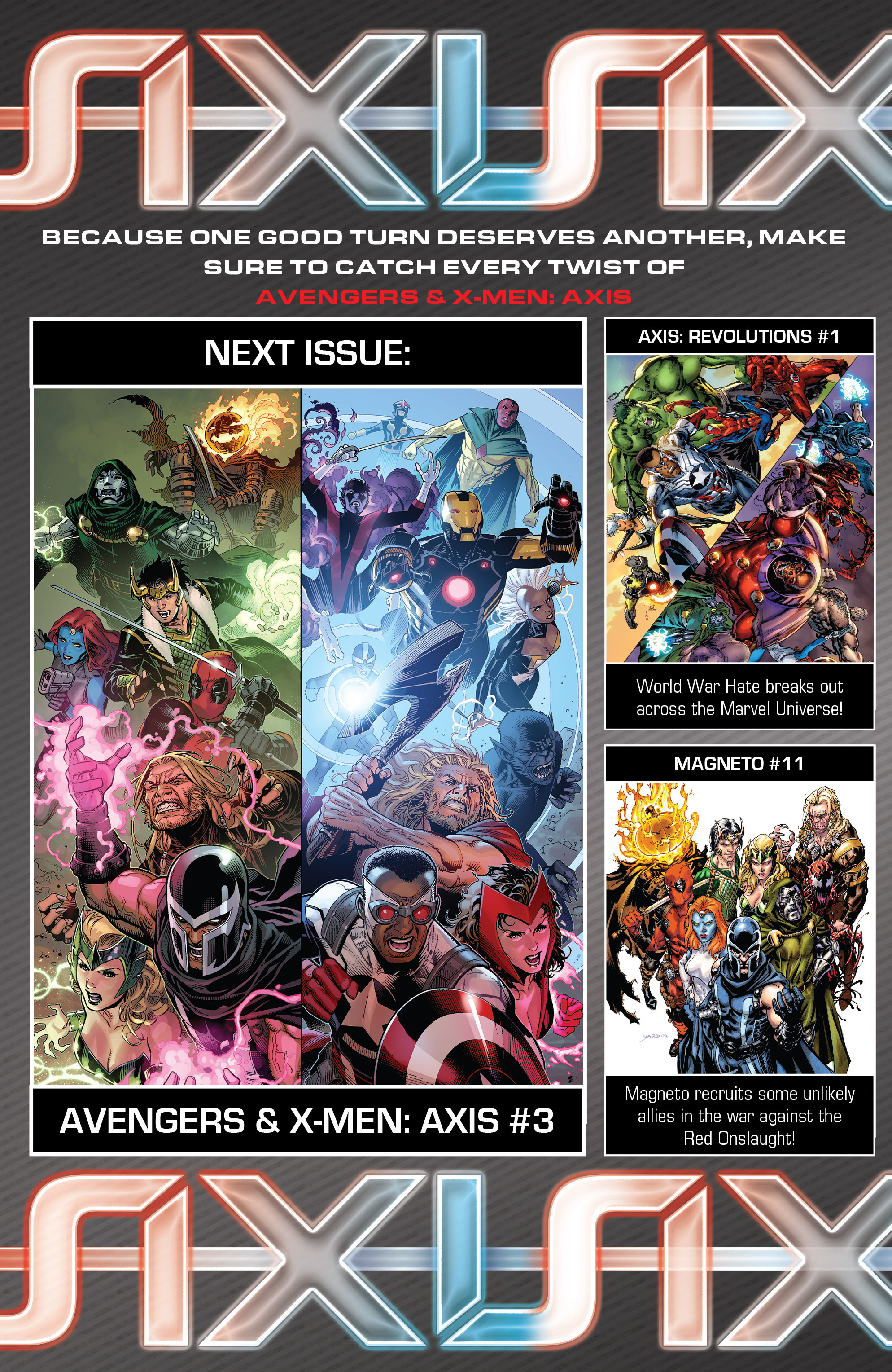 Read online Avengers & X-Men: AXIS comic -  Issue #2 - 25