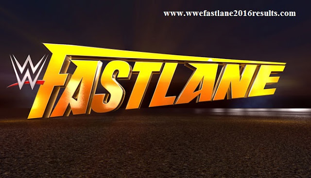 Fastlane 2016 Match Prediction