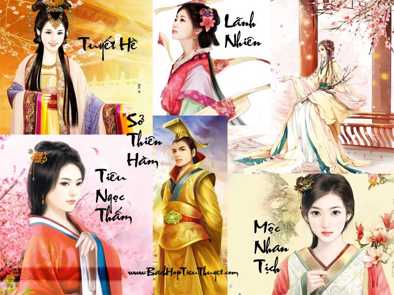 Ngô Hoàng Vạn Tuế Chi Thực Long Thiên Nữ Banner - Nam Mạng Vũ | Bách hợp tiểu thuyết