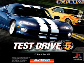 Test Drive 5 Game Free Download