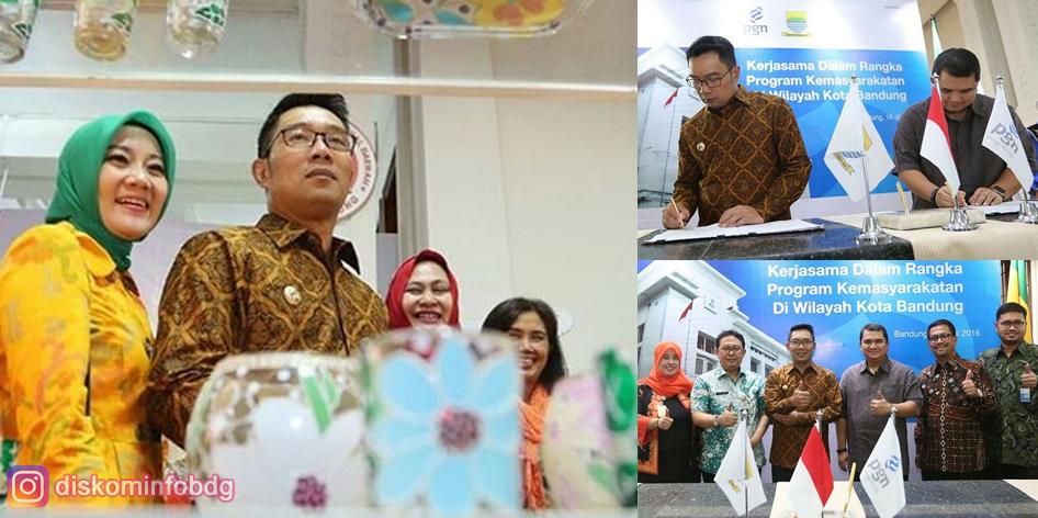 Bandung Creative Center di Gedung PGN Jalan Braga