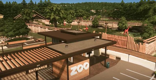 Parklife llega a Cities Skylines en PC