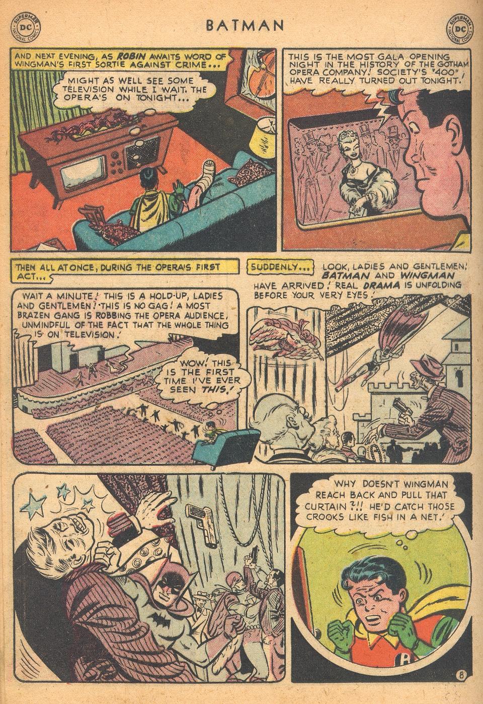 Read online Batman: The Black Casebook comic -  Issue # TPB - 25