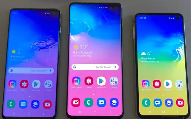 Download Free Samsung Galaxy S10 Wallpapers