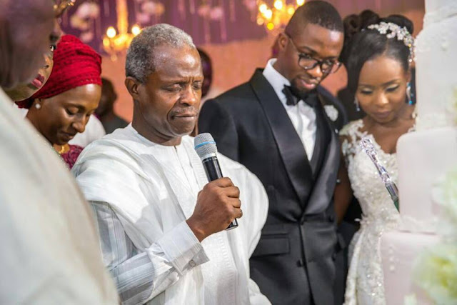 abike dabiri son amosun daughter wedding