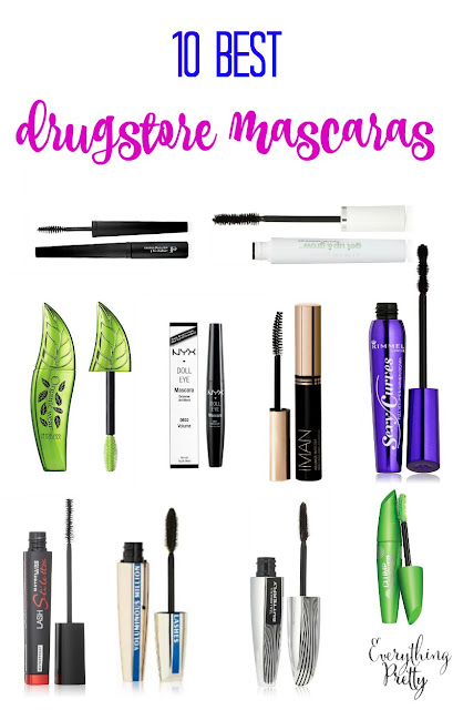 Best Drugstore Mascaras Under $20