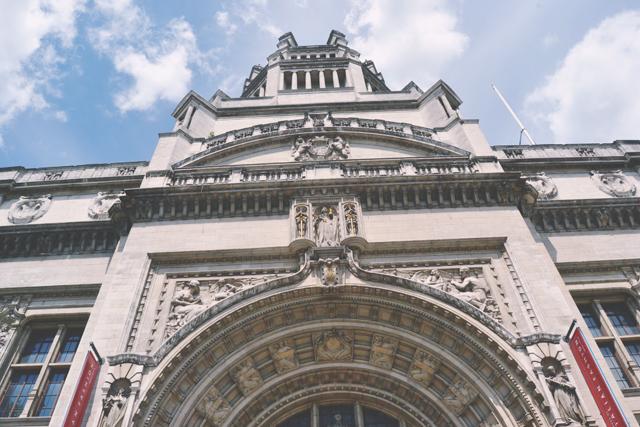 Victoria & Albert Museum Entrance