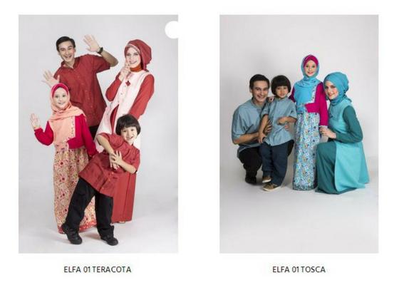 Pertimbangan dalam memilih baju keluarga produk ETHICA menjawab kebutuhan fashion muslim