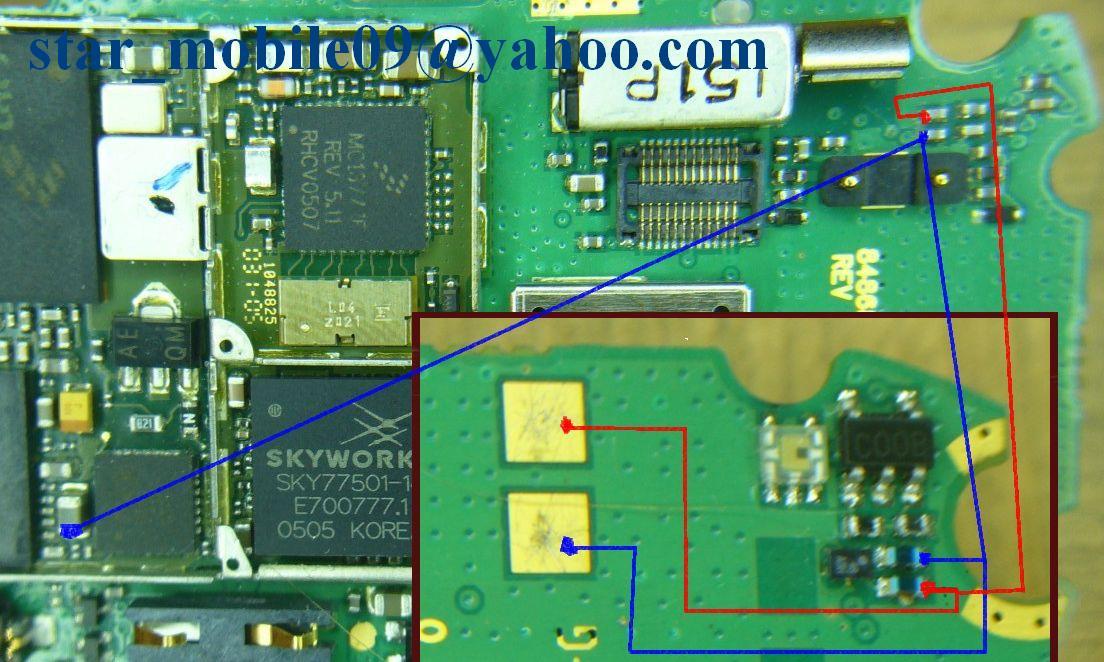 Ripon Cht: Motorola C651 Spk Way