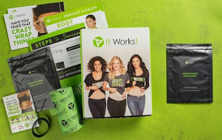 IT WORKS BUSINESS BUILDER STARTER KIT 2018. #ITWORKSSTARTERKIT #ITWORKSBUSINESSBUILDERKIT