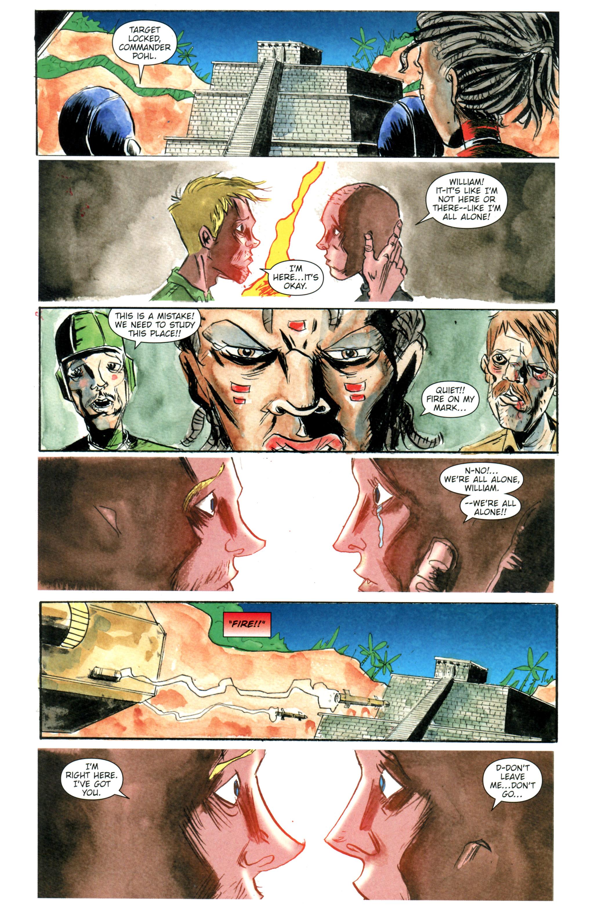 Read online Trillium comic -  Issue #4 - 18