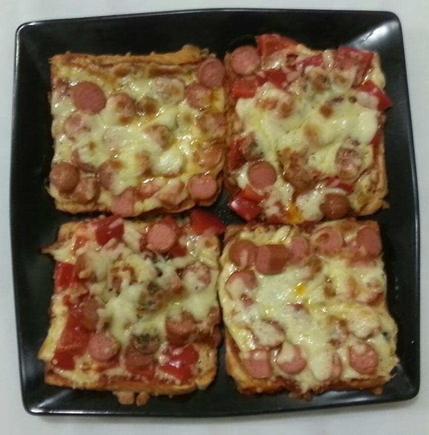 resepi piza roti gardenia mudah  simple resepi ibunda Resepi Roti Farina Enak dan Mudah
