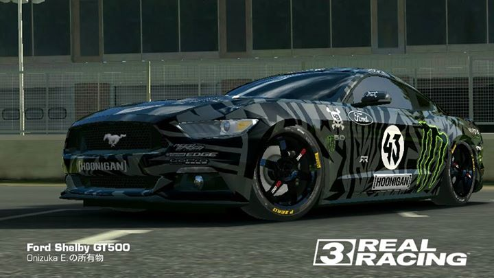 _ford_mustang_shelbygt Ford Mustang Gt  Ken Block  By Onizuka Eikichi