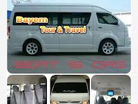 Jadwal Bayem Travel Jakarta - Kuningan PP