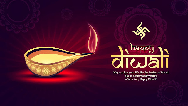 happy diwali to all 2018
