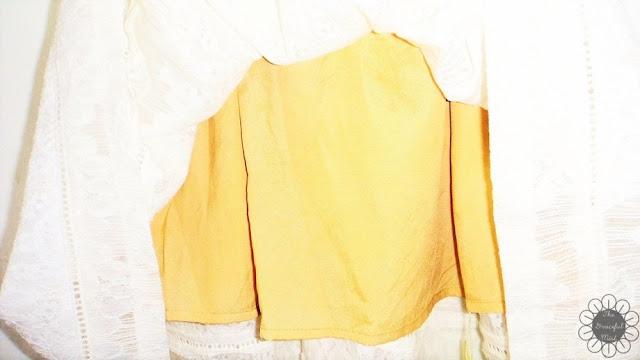 "Dressfo Review - ""Pure and Plain High-Waist Lace Dress"" (www.TheGracefulMist.com)"