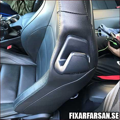 Testat-Baksäte-Familjebil-Ford-Mustang