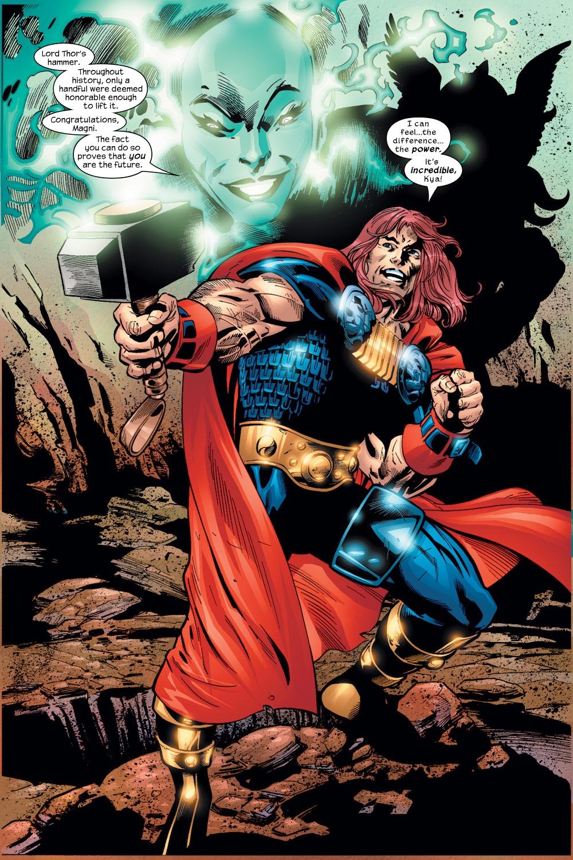 Thor (1998) Issue #76 #77 - English 3