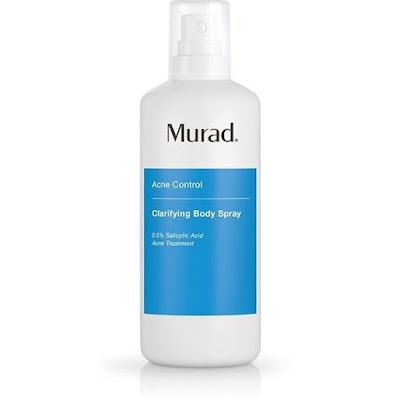 Murad Clarifying Body Spray Produk Cepat Menghilangkan Jerawat Punggung