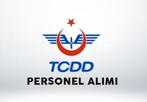 TCDD 88 Personel Alımı Yapıyor