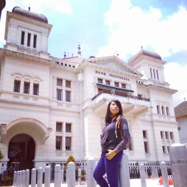 Tempat wisata Jogja Bank Indonesia