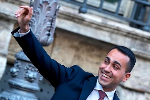 Matteo Salvinit támadja Luigi Di Maio