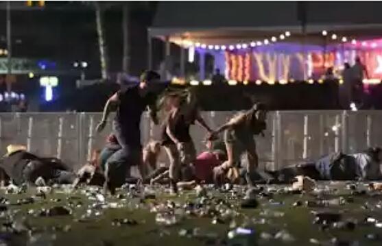Penembakan massal Las Vegas: 50 tewas, 400 luka