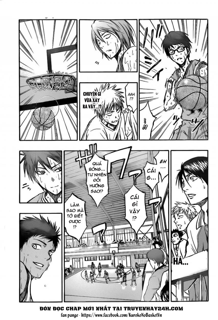 Kuroko No Basket chap 209 trang 17