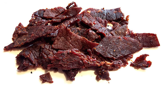 sweet spicy jerky