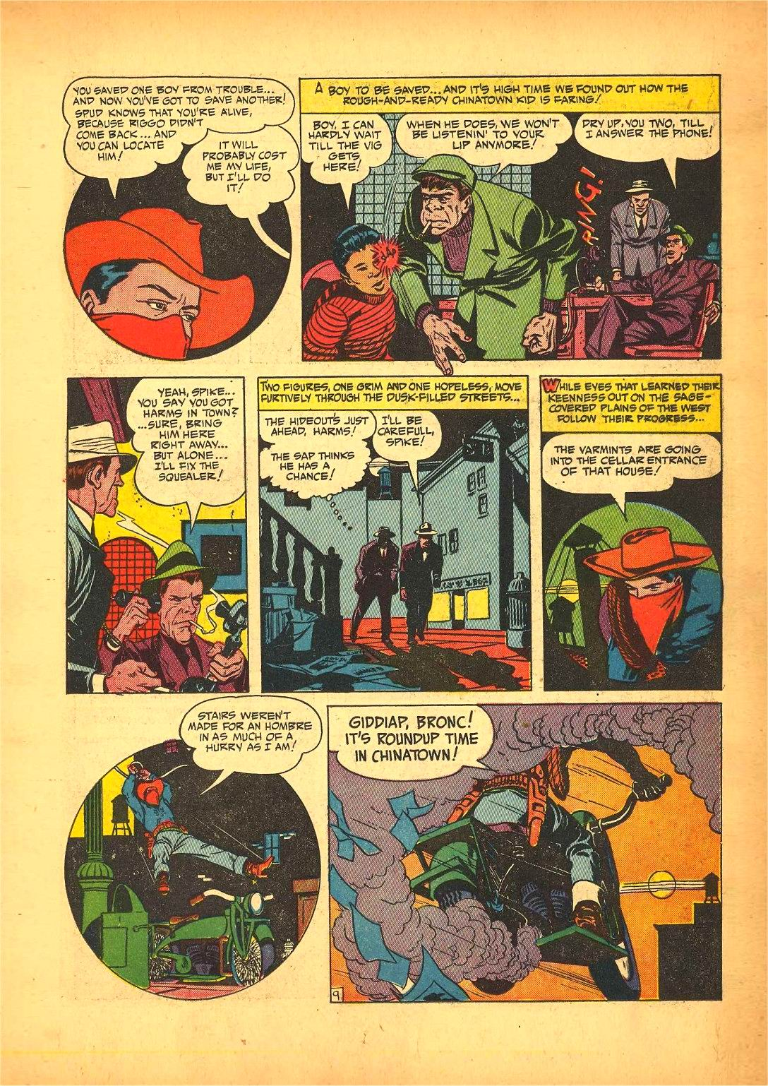 Read online Action Comics (1938) comic -  Issue #50 - 33