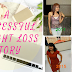 A Successful Weight Loss Story with a Guest Interview on TheLeiaV Blog
