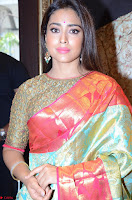 Shriya Saran Looks Stunning in Silk Saree at VRK Silk Showroom Launch Secundrabad ~  Exclusive 130.JPG