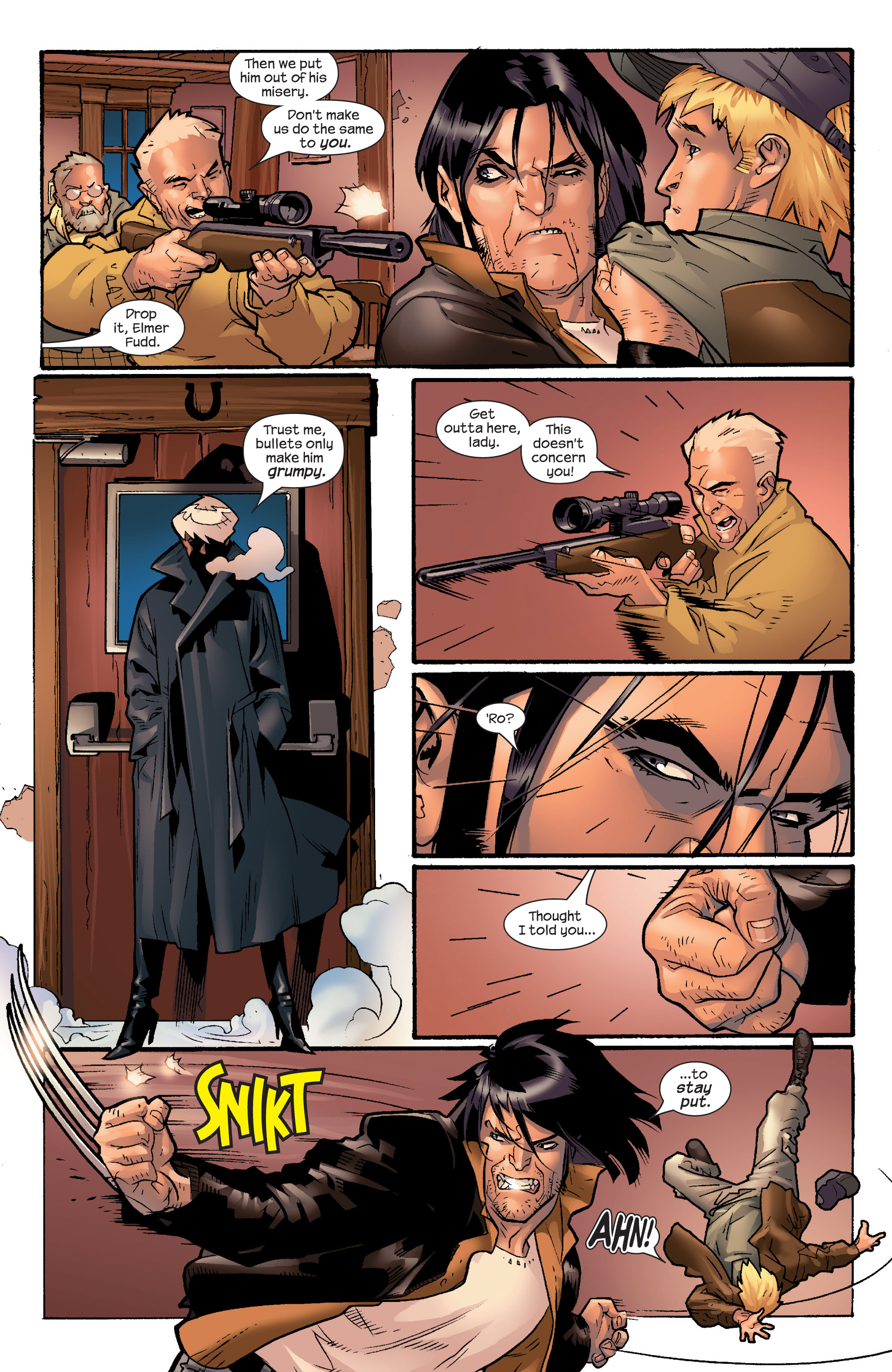 Read online Ultimate X-Men comic -  Issue #59 - 12