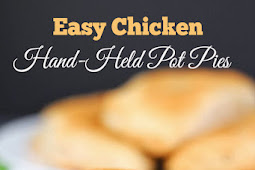 Easy Chicken Hand-Held Pot Pies