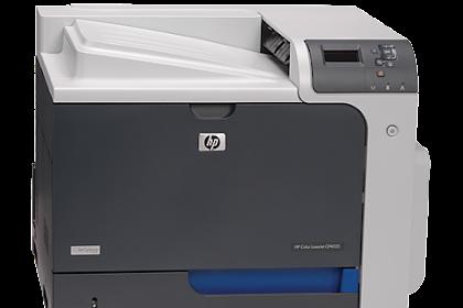 Download HP LaserJet CP4025n Drivers