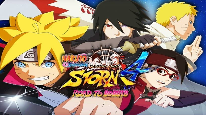 Naruto Shippuden Strom 4 Road to Boruto PC Free Download