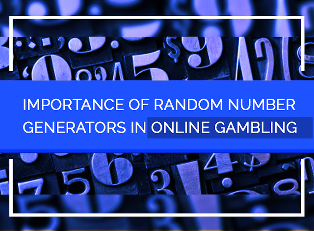 random number generators in online gambling