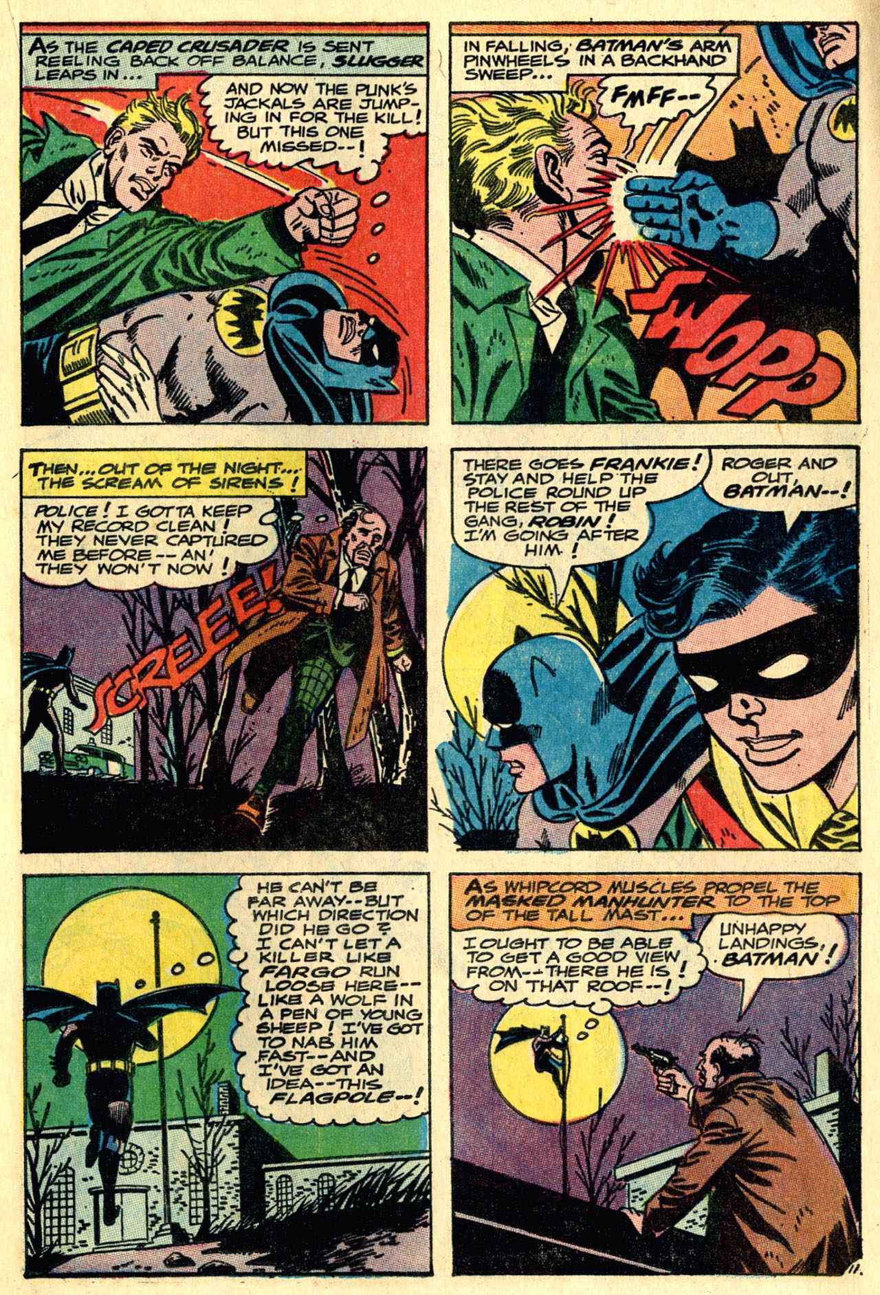 Detective Comics (1937) 357 Page 16