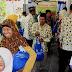 Peringati 1 Muharom Muhammadiyah Ranting Ngemplak Bagi 250 Paket Sembako.