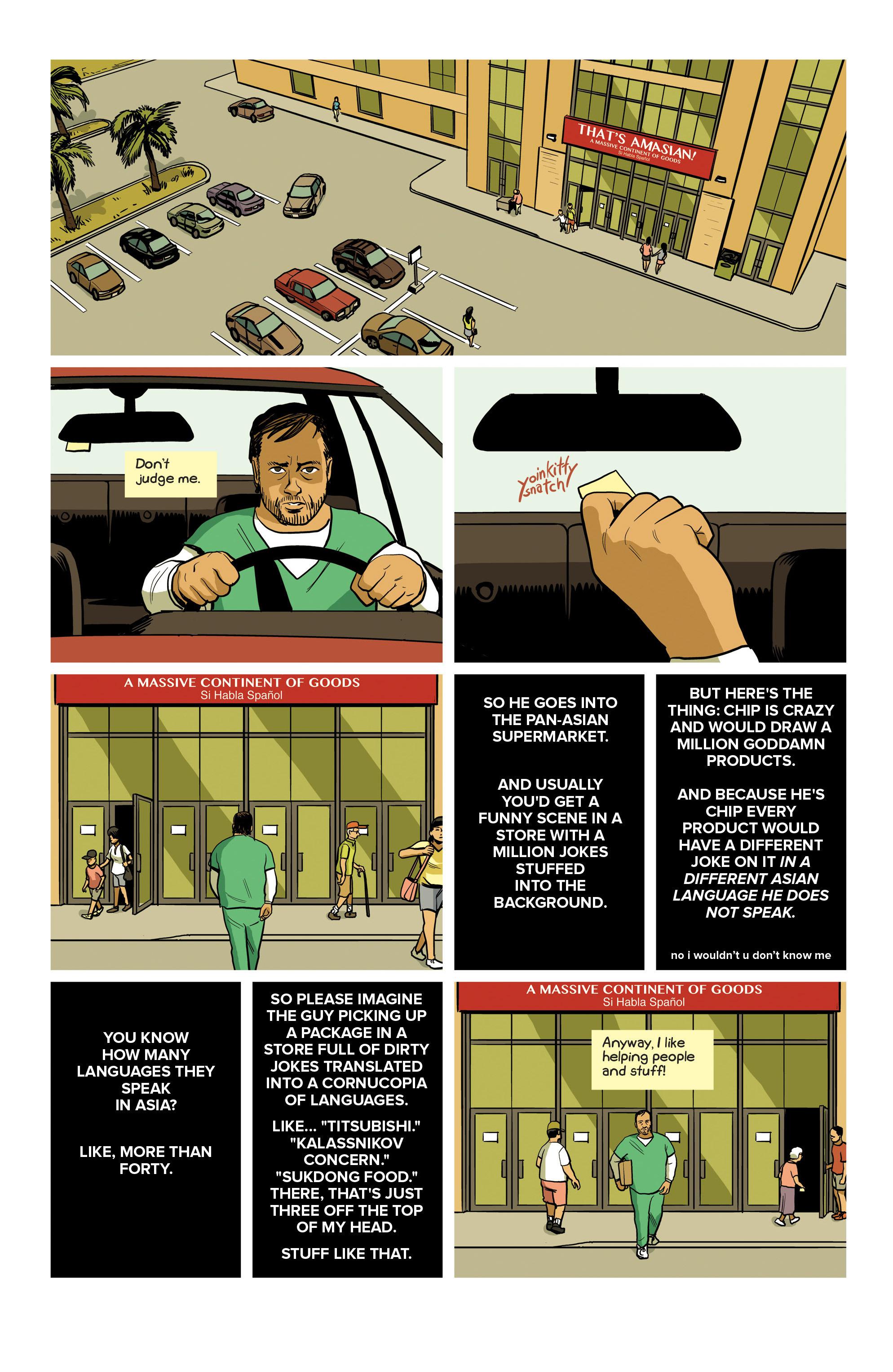 Read online Sex Criminals comic -  Issue #11 - 5