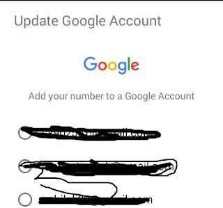 aapna gmail account select kare