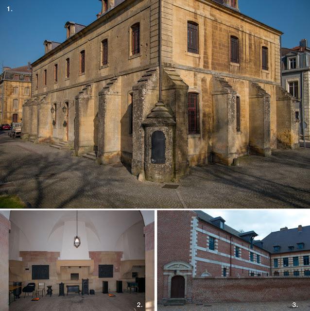 Les boulangeries de Longwy & de Lille (Fonds Dr Balliet)
