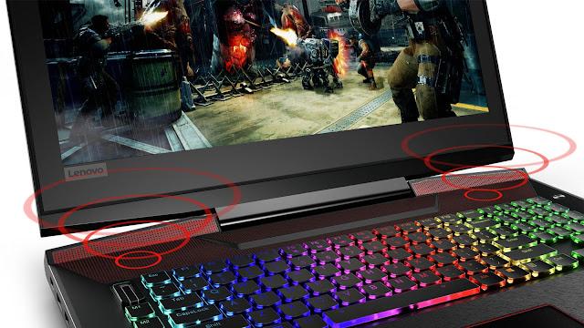 Lenovo Legion - Y920: Laptop chơi game xứng đáng dành cho game thủ
