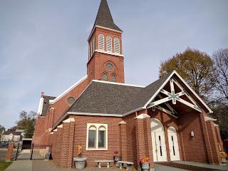Saint Joseph Catholic Church, Mandan, North Dakota