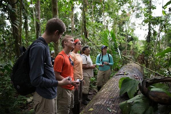 Tiputini y Galápagos en el mapa de innovación y ciencia de la USFQ
