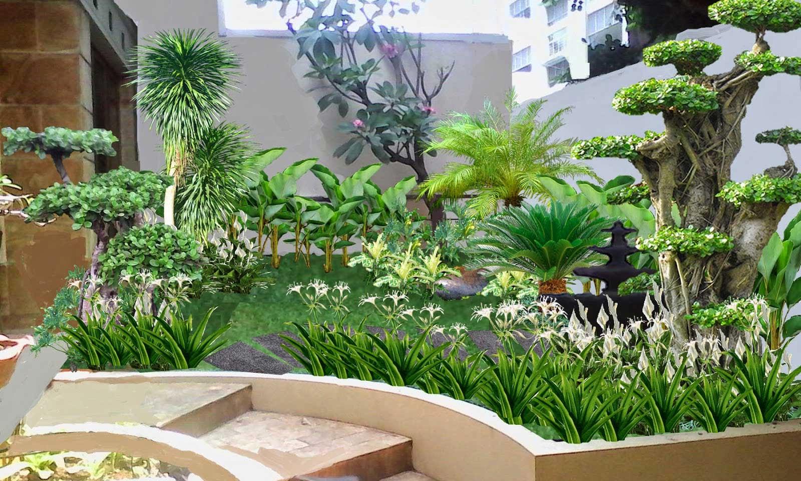 35 Inspirasi Gambar Bunga Hias Taman Bunga Hias