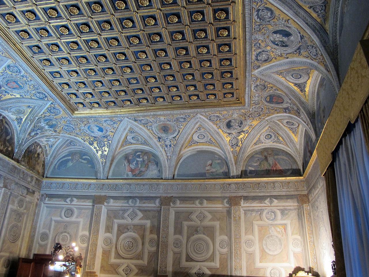 Visita guidata - Palazzo Della Rovere in Borgo ovvero Palazzo dei Penitenzieri