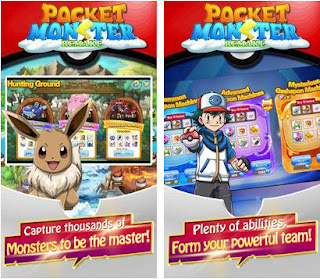 Pocket Monster - Remake APK+MOD. LATEST ANDROID GAME